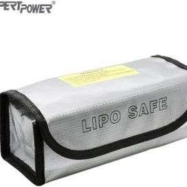 Bolsa de seguridad lipo safe
