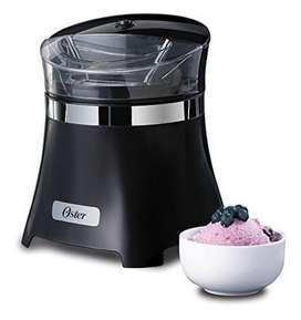 Maquina helados, helados de yogurt y sorbetes Oster