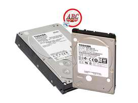 Disco Duro Dd 500GB 1Tb 2TB Portatil Pc Sata Promocion