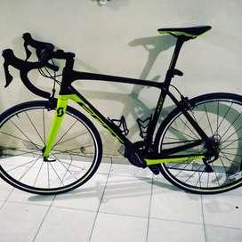 Bicicleta Scott Ruta Carbono