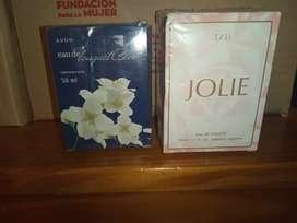Vendo perfumes nuevos de Avon y tsu