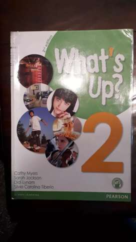 What's Up? 2. 2nd edition