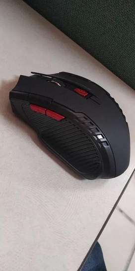 mouse gamer inalambrico