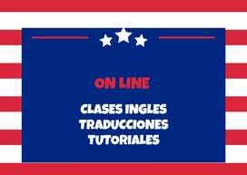 Clases de ingles, Traducciones y Tutorial
