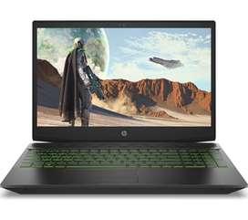Hp Gaming I5 8va 1tb Nvidia 1050 Ti 4gb 8gb Ram Gamer Laptop nueva