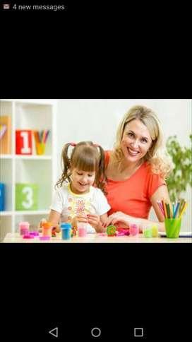 Cuidado Integral de Niños Y Niñas