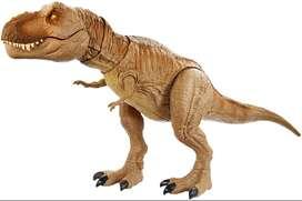 Tiranosaurio Rex Camp Cretacico