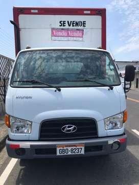 Camion Hyundai Hd 78 Furgon Metalico