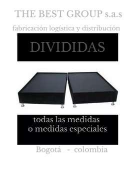 Bases dividida