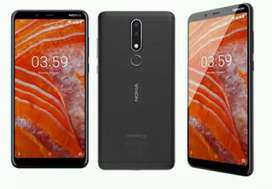 Vendo Nokia 3.1 plus en $199