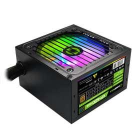 FUENTE DE PODER GAMEMAX SERIE VP-600-RGB