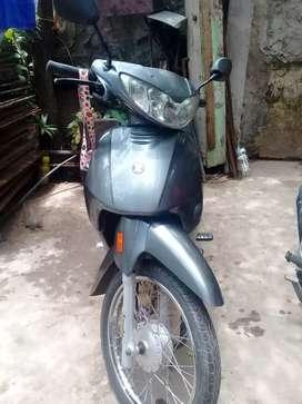 Vendo moto zanella zb 110 en perfectas condiciones digna de ver