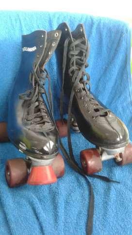 Vendo patines clasicos profesionales