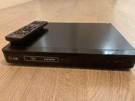 BLURAY LG HDMI EN PERFECTO ESTADO SIN CAJA  COMO NUEVO