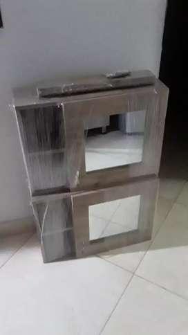 Hermosos gabinetes de baño