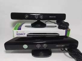 Kinect Xbox 360 + Un juego Original.