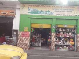 Cacharrreria y papelería  Nuevo Horizonte