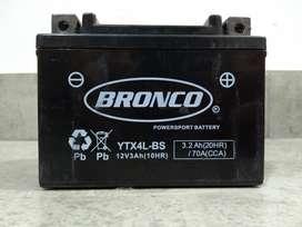 Bateria Ytx4l-bs honda Dax, Fan, Cg, Etc