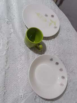 Vajilla de ceramica