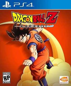 DRAGON BALL Z KAKAROT DlGlTAL PS4