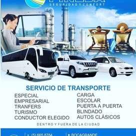 Servicio de Transporte-Barranquilla-Sta Marta