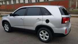 Vendo Camioneta Kia Sorento 4x2, con Glp