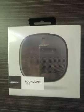 Bose soundlink micro nuevo