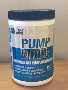 Pre Entreno Pump Mode
