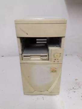 Gabinete PC viejo 39x35 cm
