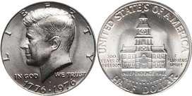 Moneda conmemorativa de 50 centavos
