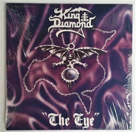 King Diamond The Eye Metal Blade Vinyl Lp 2014