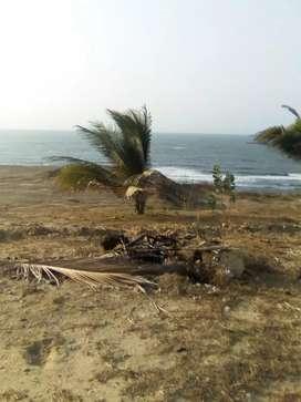 Vendo casa campestre frente al mar sector palmarito 1100 mts con playa al frente sector exclusivo