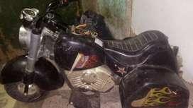 Vendo moto a bateria