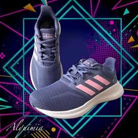 Tenis adidas Para Mujer Runfalcon K F36541