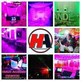 Servicio de dj - Cumple- fiestas -Mini Disco  -karaoke