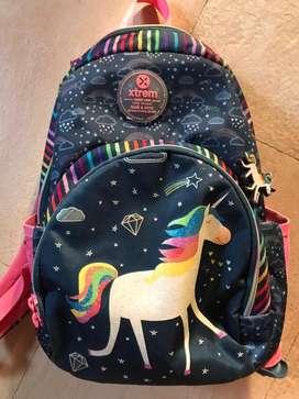 Maleta niña unicornio