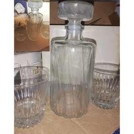 Wiskera  x3 vasos