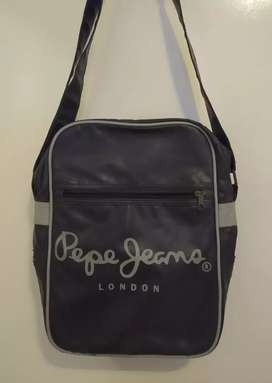 Morral Unisex Pepe Jeans London Original.