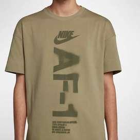 Vendo cambio camiseta Nike air forcé one original jordan
