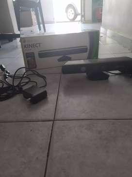 Kinect XBOX CASI NUEVO EN EXELENTES CONDICIONES