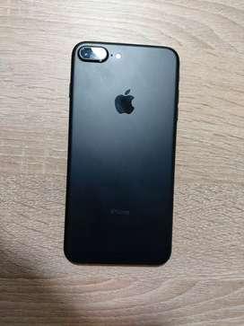 Se Vende Iphone 7plus de 32gb Jet Black Como Nuevo