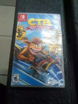 Crash team Racing para Switch