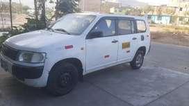 Toyota probox año 2003 gnv mecánica full