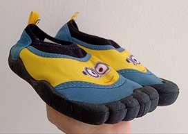 Zapatillas Minions para Niños Originales