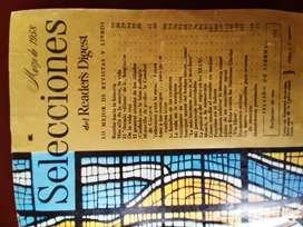 Revistas selecciones de readers digest