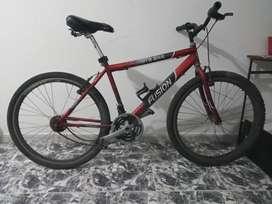 Bicicleta MTB BIKE
