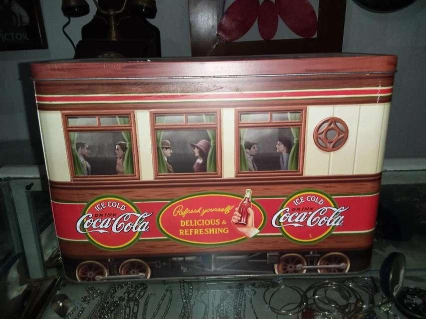 Lata Coca Cola 0