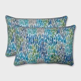 Almohada rectangular de gran tamaño para exteriores - Pillow Perfect
