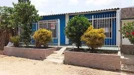 Arriendo Casa en sector tranquilo de Turbaco. URB Villa leidys Mz Q Lt 16
