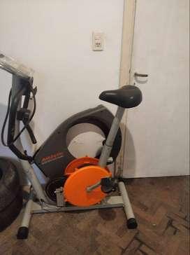 bicicleta fija athletic advace 460